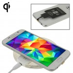FANTASY Wireless Charger & Wireless Charging Receiver for Samsung Galaxy Note Edge / N915V / N915P / N915T / N915A(White)