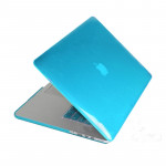 Crystal Hard Protective Case for Macbook Pro Retina 13.3 inch(Baby Blue)