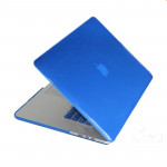 Hard Crystal Protective Case for Macbook Pro Retina 15.4 inch(Blue)