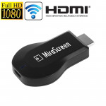 MiraScreen WiFi Display Dongle / Miracast Airplay DLNA Display Receiver Dongle(Black)