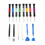 Professional Versatile Screwdrivers Set for iPhone 5 & 5S & 5C / iPhone 4 & 4S / Samsung Galaxy Series (2811B-1)