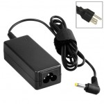 US Plug AC Adapter 18.5V 3.5A 65W for HP COMPAQ Notebook, Output Tips: 4.8 x 1.7mm