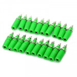 DIY Binding Post Terminals, Green (20 Pcs in One Package, the Price is for 20 Pcs)(Green)