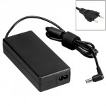 EU Plug AC Adapter 19.5V 4.1A 80W for Sony Laptop, Output Tips: 6.0x4.4mm
