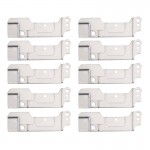 10 PCS iPartsBuy for iPhone 6 Plus Home Button Retaining Bracket