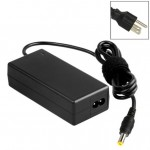 US Plug AC Adapter 19V 4.74A 75W for Toshiba Laptop, Output Tips: 5.5x2.5mm