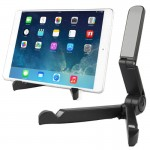 Piega Portatile Stand, Fold up Stand for New iPad / iPad 2 / Galaxy Note 2 / Galaxy Note 3 / Galaxy Tab / Tablet PC 7 inch to 10