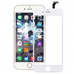 iPartsBuy for iPhone 6 Touch Screen Digitizer Assembly with Front LCD Screen Bezel Frame & OCA Optically Clear Adhesive(White)