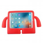 Coque souple iPad 2017 Modèle universel TV EVA Little Hands antichocs Housse de protection 9.7 2017 et Air & 2 Rouge - wewoo.fr