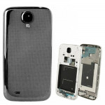 Original Full Housing Chassis with Back Cover for Samsung Galaxy S IV / i9500(Black)