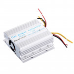 DC 24V to 12V Car Power Step-down Transformer, Rated Output Current: 30A