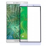 iPartsBuy OPPO R7 Plus Front Screen Outer Glass Lens(White)