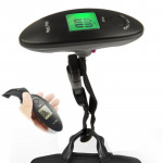 40kg x 100g LCD Electronic Travel Luggage Weight Scale (WH-A15)