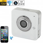 HD 720P WIFI Camera for iPhone 5 / iPhone 4 & 4S / iPad mini 1 / 2 / 3 / New iPad / iOS 4.0 or later / Android 2.2 or later Devi