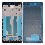 iPartsBuy Xiaomi Redmi Note 4X Front Housing LCD Frame Bezel(Black)