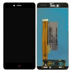 iPartsBuy for ZTE Nubia Z11 miniS / NX549J LCD Screen + Touch Screen Digitizer Assembly(Black)