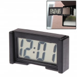 LCD Digital Electronic Car Clock Car Interior Accessory Date Calendar Time Display