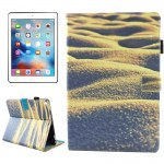 For iPad Pro 10.5 inch Desert Pattern Horizontal Flip Leather Protective Case with Holder & Card Slots & Wallet & Pen Slot &Slee