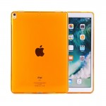 For iPad Pro 10.5 inch Smooth Surface TPU Case (Orange)