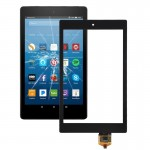 iPartsBuy for Amazon Fire HD 8 Touch Screen Digitizer Assembly(Black)