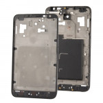 iPartsBuy 2 in 1 for Samsung Galaxy Note / i9220 (Original LCD Middle Board + Original Front Chassis)(Black)