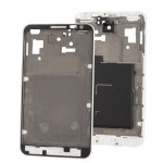 iPartsBuy 2 in 1 for Samsung Galaxy Note / i9220 (Original LCD Middle Board + Original Front Chassis)(White)