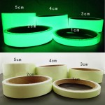 Luminous Tape Green Glow In Dark Wall Sticker Luminous Photoluminescent Tape Stage Home Decoration, Size: 4cm x 3m