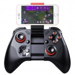 MOCUTE-054 Portable Bluetooth Wireless Game Controller with Phone Clip for Android / iOS Devices / PC