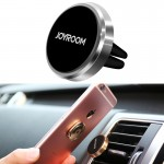 JOYROOM JR-ZS122 Universal Magnetic Car Air Outlet Vent Mount Phone Holder Stand, For iPhone, Galaxy, Sony, Lenovo, HTC, Huawei,