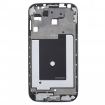 LCD Middle Board with Button Cable, for Samsung Galaxy S IV / i9500(White)