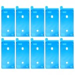 10 PCS iPartsBuy for iPhone 8 Plus LCD Frame Bezel Adhesive (White)