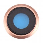 iPartsBuy for iPhone 8 Rear Camera Lens (Gold)
