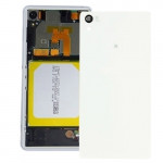 Battery Back Cover for Sony Xperia Z2 / L50w(White)