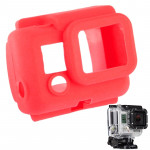 Protective Silicone Case for Gopro Hero 3(Red)