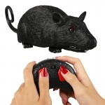 Tricky Funny Toy Infrared Remote Control Scary Creepy Mouse, Size: 21*7cm
