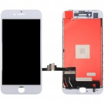 iPartsBuy 3 in 1 for iPhone 8 (LCD + Frame + Touch Pad) Digitizer Assembly(White)