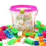 Small Particle Building Blocks Educational Toy Building Blocks Assembled Diy
