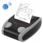 QS-5806 Portable 58mm Bluetooth POS Receipt Thermal Printer (Grey)