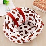 The Baby Learns Sit Chair Portable Dining Chair Plush Sofa