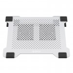 ORICO NA15 15 inch or Below Laptop Double Fans Aluminum Radiator Bracket Plate Cooling Pad