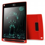 CHUYI Portable 8.5 inch LCD Writing Tablet Drawing Graffiti Electronic Handwriting Pad Message Graphics Board Draft Paper with W
