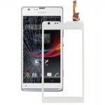iPartsBuy Touch Screen Part for Sony Xperia SP / M35h(White)