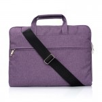 Portable One Shoulder Handheld Zipper Laptop Bag, For 11.6 inch and Below Macbook, Samsung, Lenovo, Sony, DELL Alienware, CHUWI,