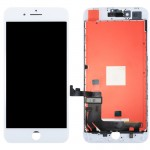 iPartsBuy 3 in 1 for iPhone 8 (LCD(AUO) + Frame + Touch Pad) Digitizer Assembly(White)
