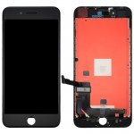 iPartsBuy 3 in 1 for iPhone 8 (LCD(AUO) + Frame + Touch Pad) Digitizer Assembly(Black)