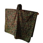 3 In 1 Outdoor Portable Multifunctional Camouflage Backpack Raincoat