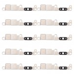 10 PCS iPartsBuy for iPhone 8 Plus Home Button Retaining Brackets