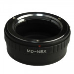 Minolta MD to Sony Nex Lens Mount Stepping Ring(Black)