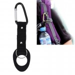 Hanging Button Beverage Bottle Clip Conventional Buckle Climbing Mineral Water Bottle Buckle
