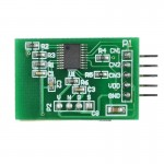 LDTR - A0006 Pressure Switch Module DC 3.3 - 5V LED Capacitive Touch Sensor with Blue Backlight for Arduino - White and Green